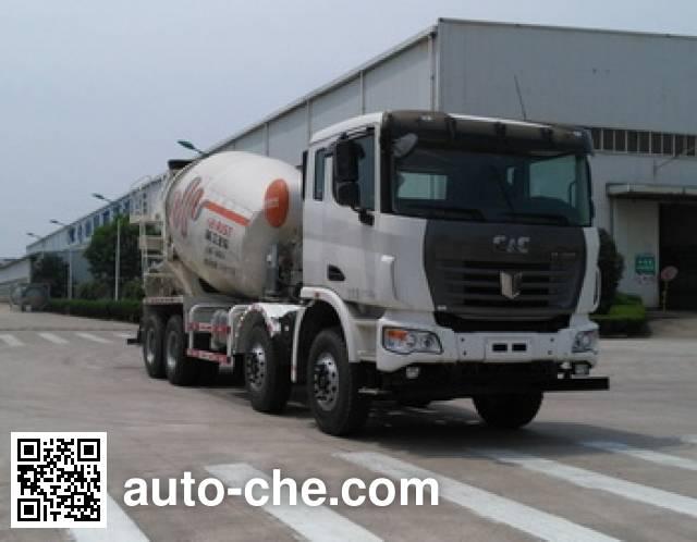 Автобетоносмеситель CIMC RJST Ruijiang WL5310GJBQCC39