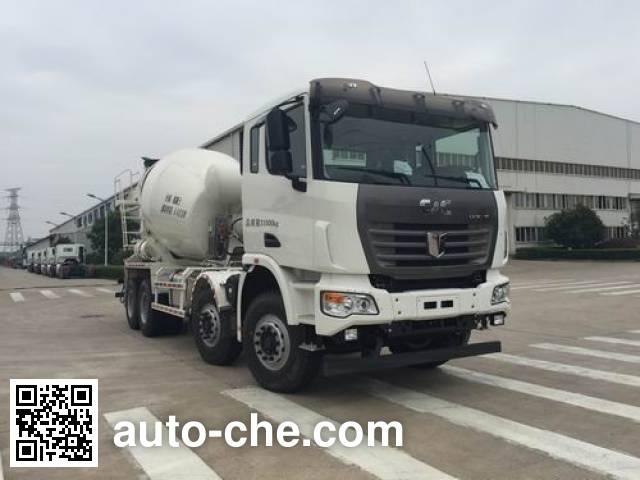 Автобетоносмеситель CIMC RJST Ruijiang WL5310GJBSQR35