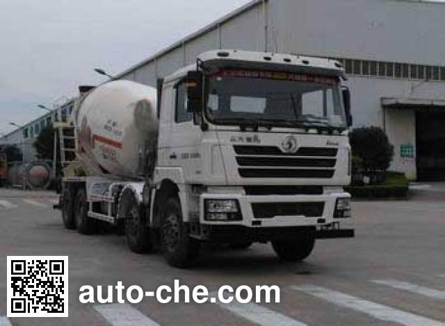 Автобетоносмеситель CIMC RJST Ruijiang WL5310GJBSX38