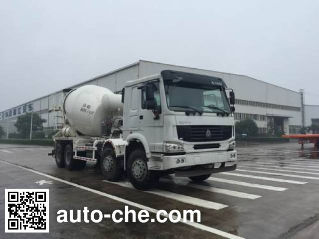 Автобетоносмеситель CIMC RJST Ruijiang WL5310GJBZZ36
