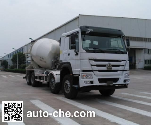 Автобетоносмеситель CIMC RJST Ruijiang WL5310GJBZZ38