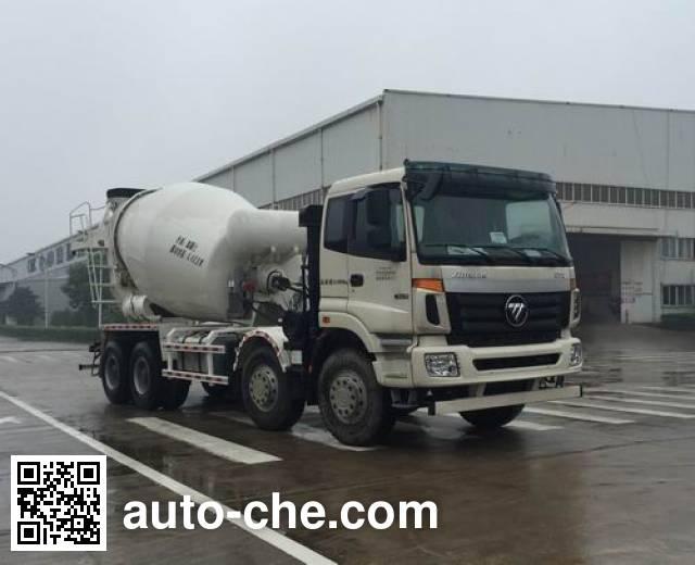 Автобетоносмеситель CIMC RJST Ruijiang WL5311GJBBJ39