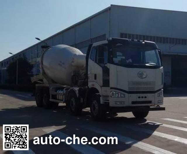 Автобетоносмеситель CIMC RJST Ruijiang WL5311GJBCA36