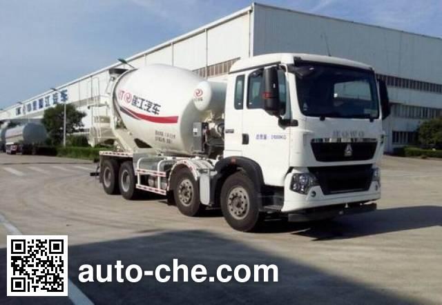 Автобетоносмеситель CIMC RJST Ruijiang WL5311GJBZZ31