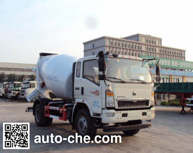 Автобетоносмеситель Tanghong XT5160GJBZZ38G4