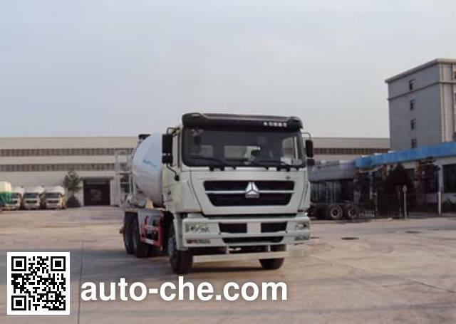 Автобетоносмеситель Tanghong XT5250GJBHK43EL