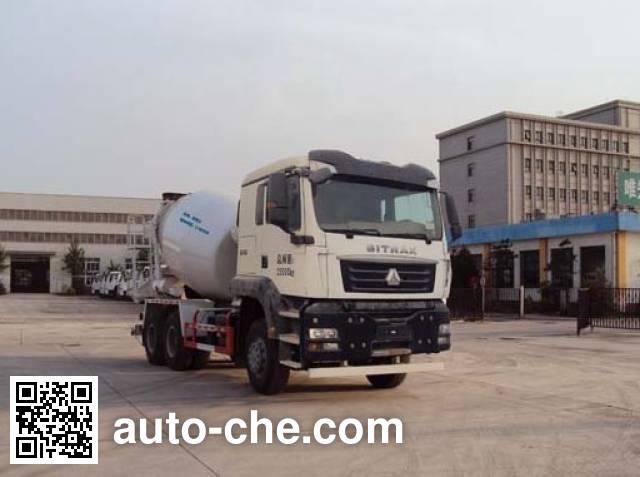 Автобетоносмеситель Tanghong XT5250GJBSD40G4