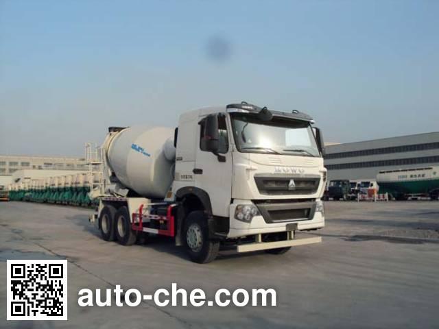 Автобетоносмеситель Tanghong XT5250GJBT740G4
