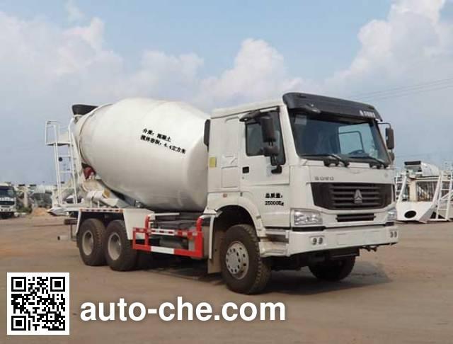 Автобетоносмеситель Tanghong XT5250GJBZZ40G4L