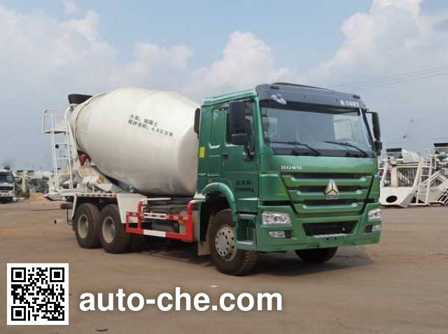 Автобетоносмеситель Tanghong XT5250GJBZZ43G4L