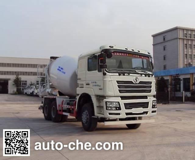 Автобетоносмеситель Tanghong XT5252GJBSX40EL