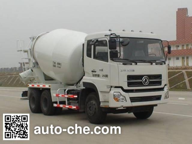 Автобетоносмеситель Yuwei XXG5258GJB