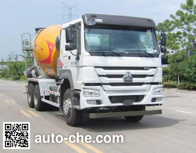 Автобетоносмеситель XCMG XZJ5250GJBB1