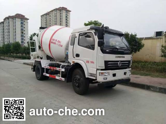 Yanlong (Hubei) автобетоносмеситель YL5160GJBK2