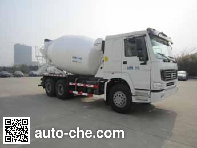 Автобетоносмеситель Liugong YZH5252GJBHWD