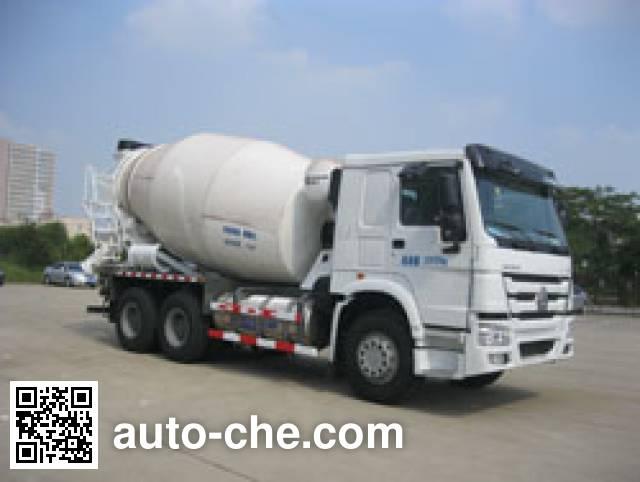Автобетоносмеситель Liugong YZH5252GJBHWEL