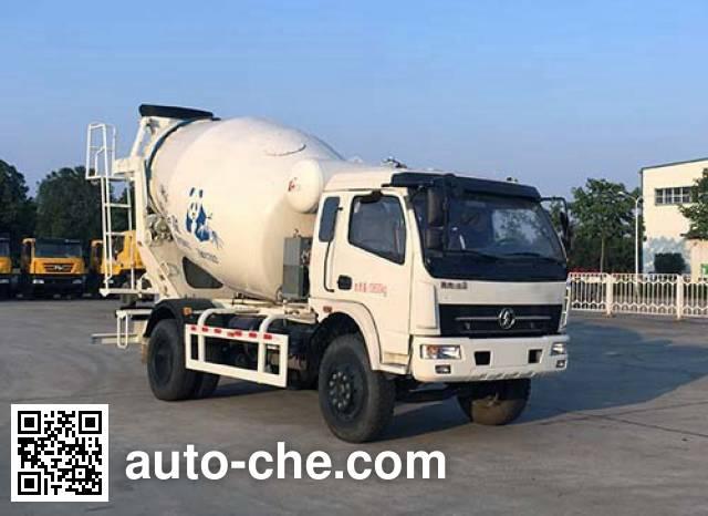 Автобетоносмеситель CIMC Huajun ZCZ5140GJBSXF