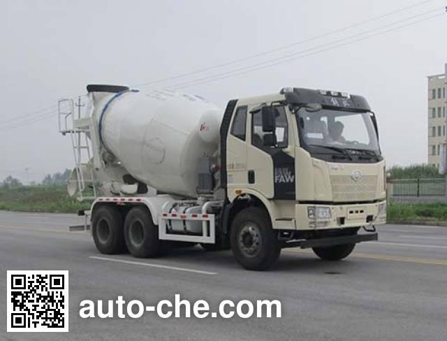 Автобетоносмеситель CIMC Huajun ZCZ5250GJBCAF