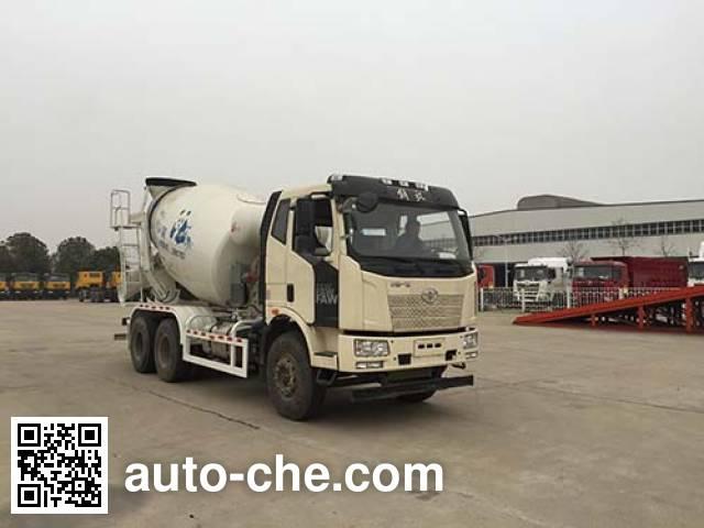 Автобетоносмеситель CIMC Huajun ZCZ5250GJBCAG
