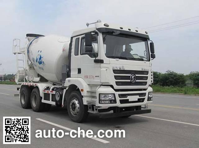 Автобетоносмеситель CIMC Huajun ZCZ5250GJBSDF