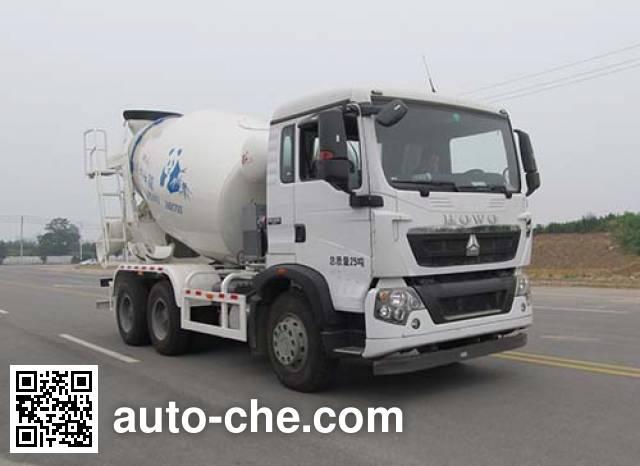 Автобетоносмеситель CIMC Huajun ZCZ5250GJBZHF