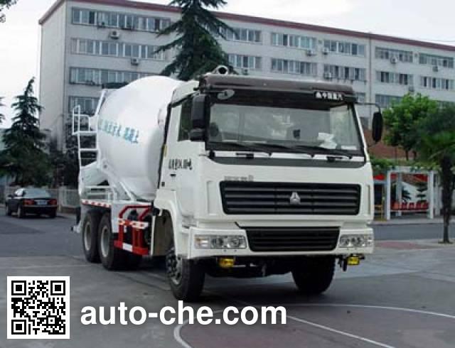 Автобетоносмеситель CIMC Huajun ZCZ5250GJBZZ36