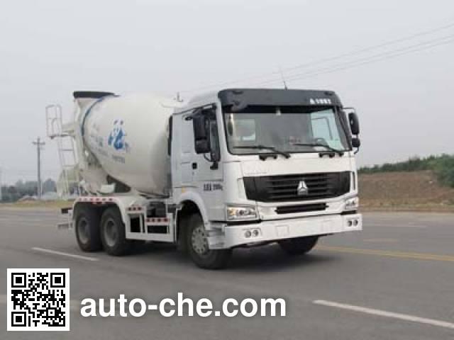 Автобетоносмеситель CIMC Huajun ZCZ5251GJBHJZHE