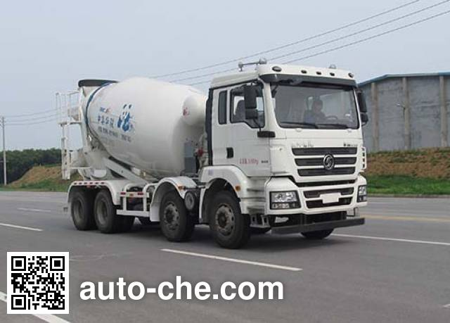 Автобетоносмеситель CIMC Huajun ZCZ5310GJBSDF