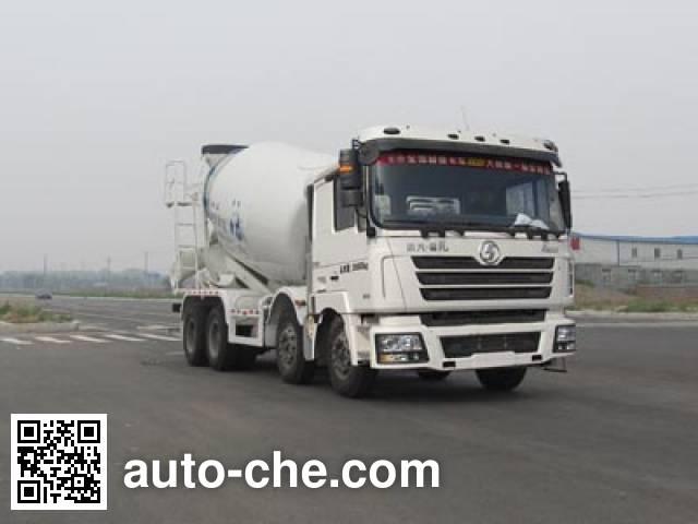 Автобетоносмеситель CIMC Huajun ZCZ5316GJBSDE