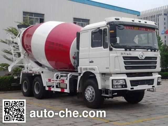 Автобетоносмеситель Dongyue ZTQ5250GJBS2T43D