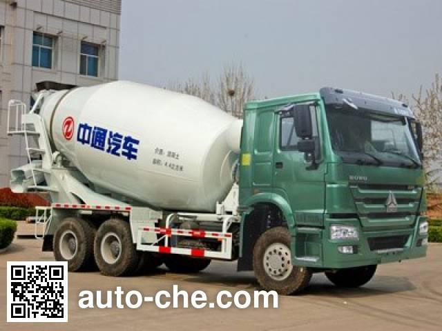 Автобетоносмеситель Dongyue ZTQ5250GJBZ7T43D
