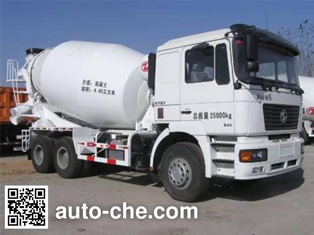 Автобетоносмеситель Dongyue ZTQ5255GJB5N404C