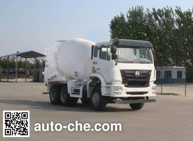 Автобетоносмеситель Sinotruk Hohan ZZ5255GJBK3243D1