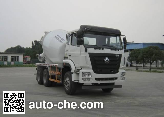 Автобетоносмеситель Sinotruk Hohan ZZ5255GJBK3243E1