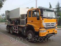Автомобиль для приготовления и смешивания бетонных строительных смесей Yanshan BSQ5251TBH