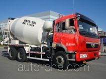 Автобетоносмеситель FAW Jiefang CA5250GJBEA80