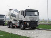 Автобетоносмеситель SAIC Hongyan CQ5255GJBHTG424
