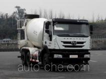 Автобетоносмеситель SAIC Hongyan CQ5256GJBHMVG334