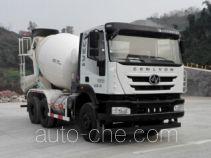 Автобетоносмеситель SAIC Hongyan CQ5256GJBHTVG384H