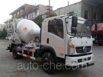 Автобетоносмеситель Dongfeng DFZ5110GJBSZ4D1