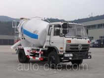 Автобетоносмеситель Dongfeng EQ5120GJBP3