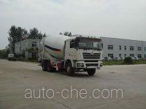 Автобетоносмеситель Huatong HCQ5256GJBSX