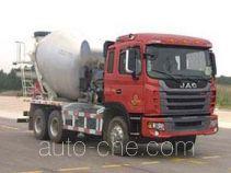Автобетоносмеситель JAC HFC5241GJBP1N5E41F