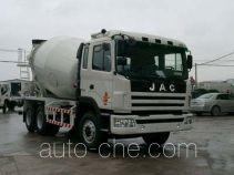 Автобетоносмеситель JAC HFC5255GJBL1