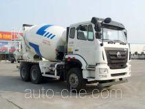 Автобетоносмеситель Jiangshan Shenjian HJS5256GJBV