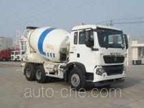 Автобетоносмеситель Jiangshan Shenjian HJS5256GJBY