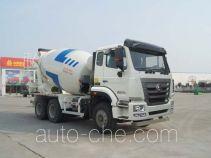 Автобетоносмеситель Jiangshan Shenjian HJS5256GJBX