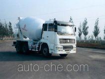 Автобетоносмеситель Xunli LZQ5250GJB