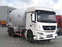 Автобетоносмеситель Beiben North Benz ND5250GJBZ06
