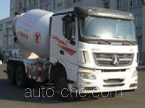 Автобетоносмеситель Beiben North Benz ND5250GJBZ07